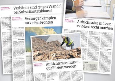 Tatort Baden-Württemberg. Artikel in Serie.